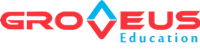 Groveus Education logo